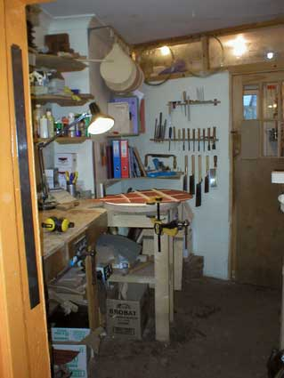 My cupboard in the back!  2002