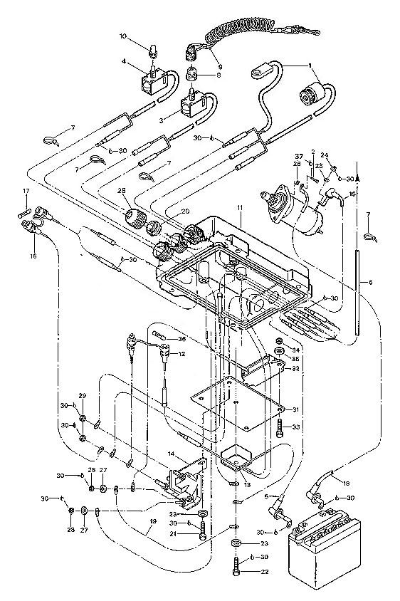 30 amp circuit breaker diagrama de cableado