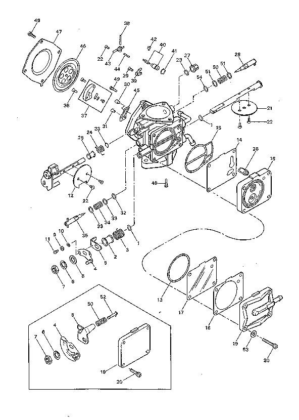 SEA DOO 587 WIRING DIAGRAM - Auto Electrical Wiring Diagram