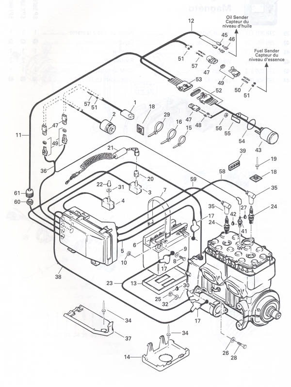 Turn Signal Switch Wiring Diagram Fld 120 - Best Place to Find