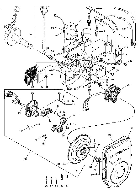 sea doo 587 wiring diagram
