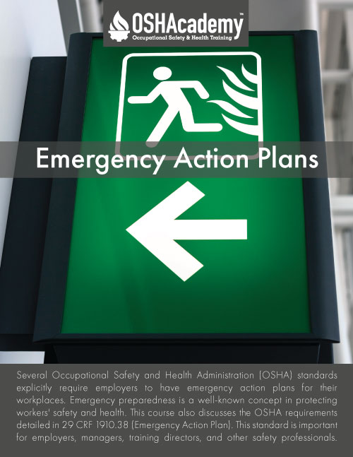 Emergency Action Plan Training Program free online course