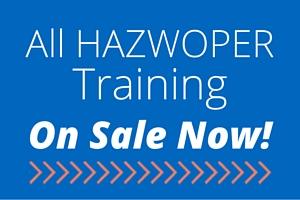 OSHA Hazwoper Training