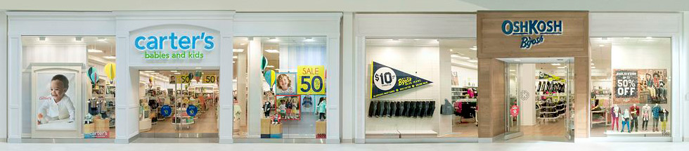 Carters Inc Our Stores