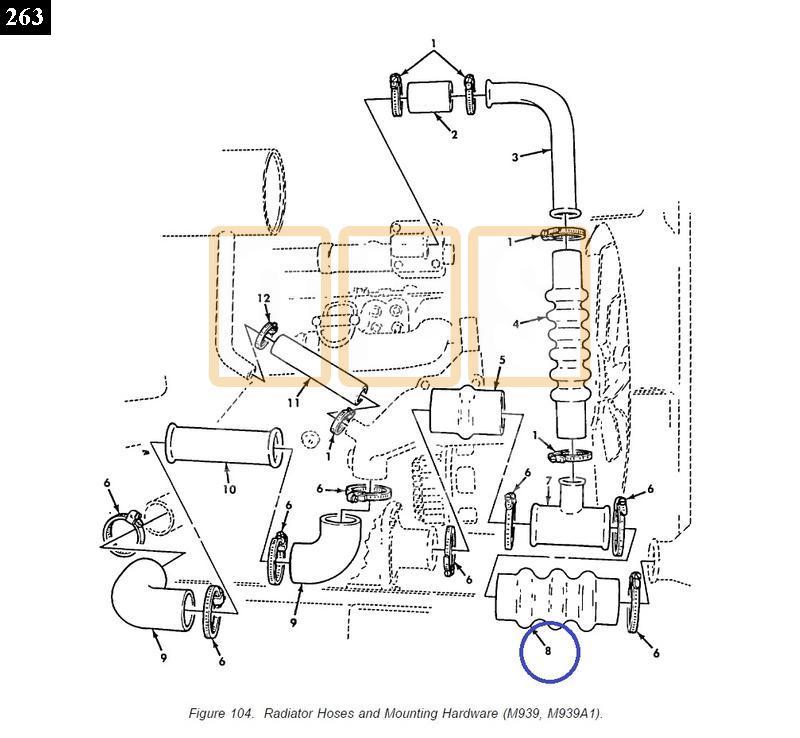 m923 military trailer wiring diagram
