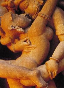 Tantra temples at Khajuraho