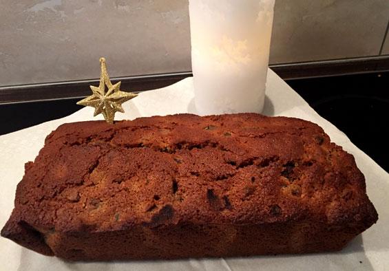advent cake by Nirvana