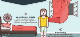 How To Stay Cool in Bed