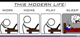 Modern Life Destroys Survival Instincts