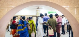 Amma Canteen: Where an Indian Meal Costs Only Seven Cents