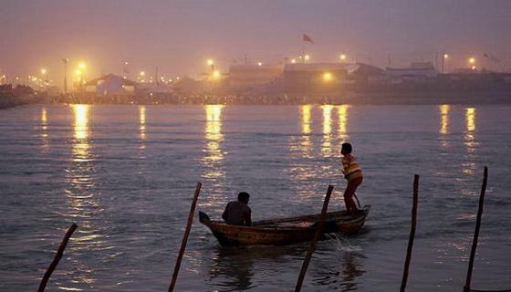 river-at-sangam