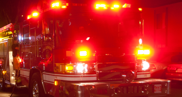 Fire Causes $20,000 Damage to Structure in Downtown O'side