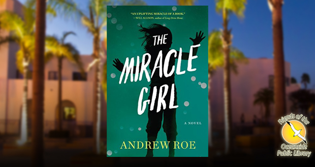 Author Andrew Roe at O'side Library June 25