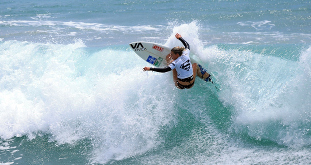 Paul Mitchell Supergirl Pro Surf: Day Two Results