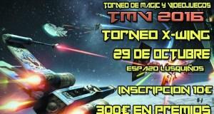 O Espazo Lusquiños de Ourense énchese de afeccionados aos videoxogos co TMV 2016