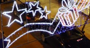 O Barco acende o Nadal