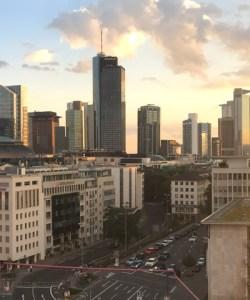 Frankfurt, deine Blogger Titel