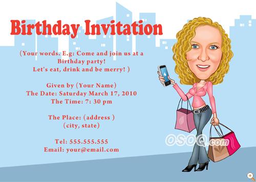 invitation card 7th birthday boy xv-gimnazija