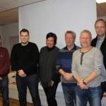 Jørn, Steinar, May-Britt, Tom, Fred og Espen skal styre Østsiden i 2014