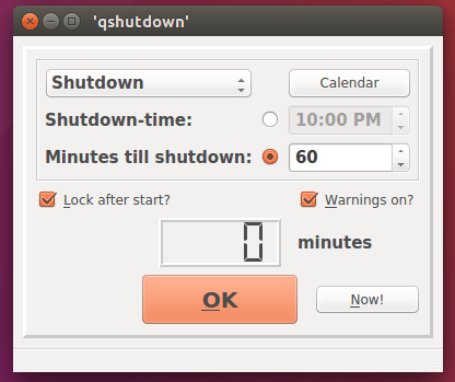 Auto Shutdown, Reboot, Suspend, Hibernate Your Linux System At A Specific Time