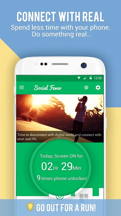 Social Fever – An Android App That Helps You To Re-connect With Real World