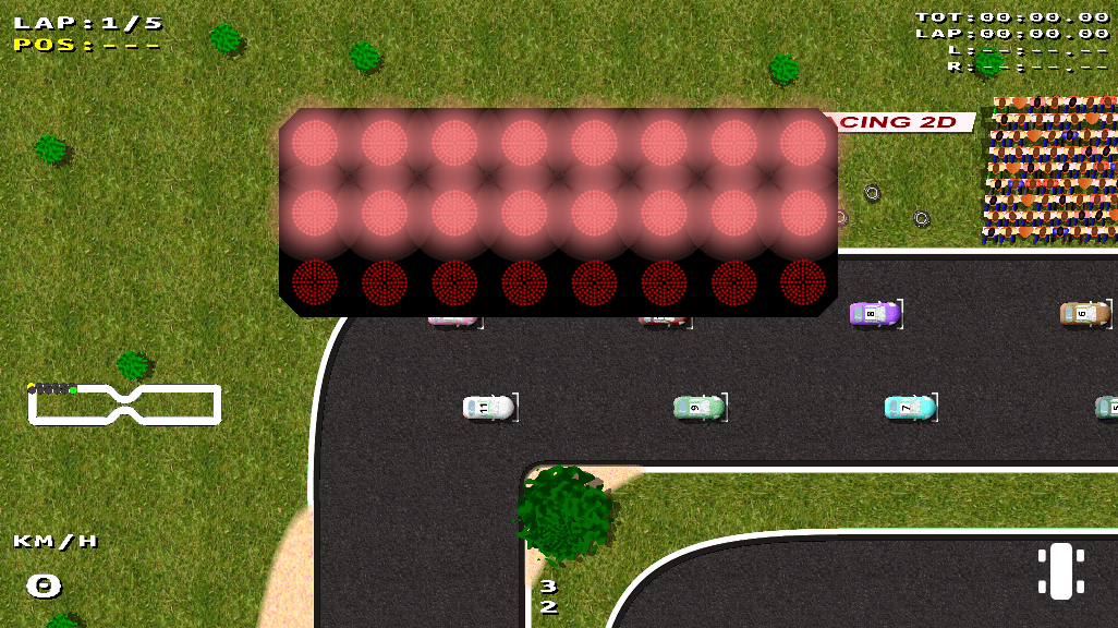 Dust Racing 2D – An Open Source Car Racing Game Written in Qt And OpenGL