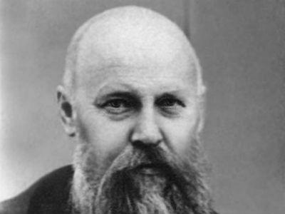 митрополит Сергий и Михаил Новоселов