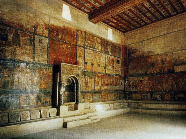 Синагога Дура-Европос, III век