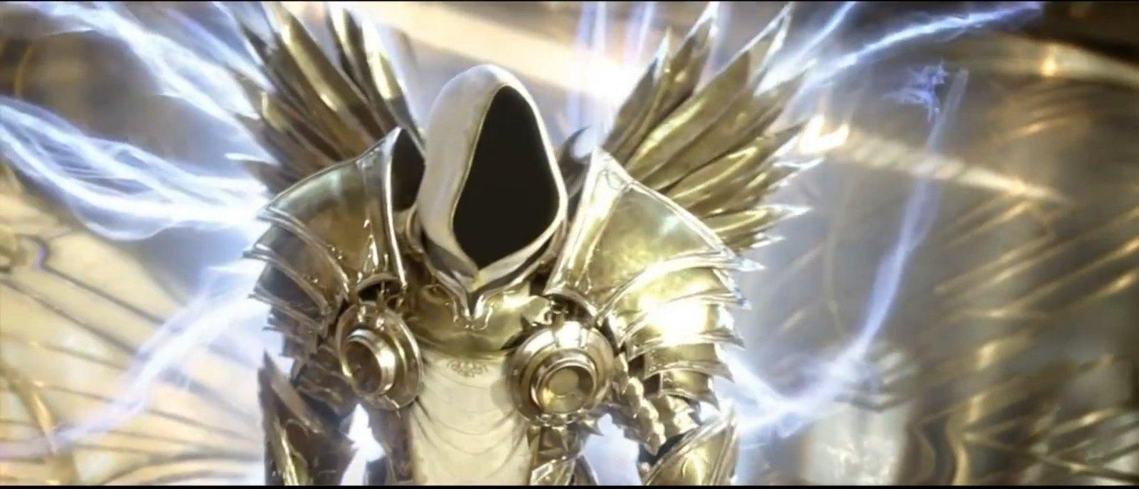 Archangel Michael Hd Wallpaper Tyra 235 L Diablo Tyra 235 L Sous Sa Forme D Ange Dans Diablo 3