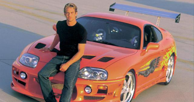 The Fast And The Furious Cars Wallpaper Collection Fast Amp Furious 1 Toyota Supra Ech 1 18 Joyride Fast