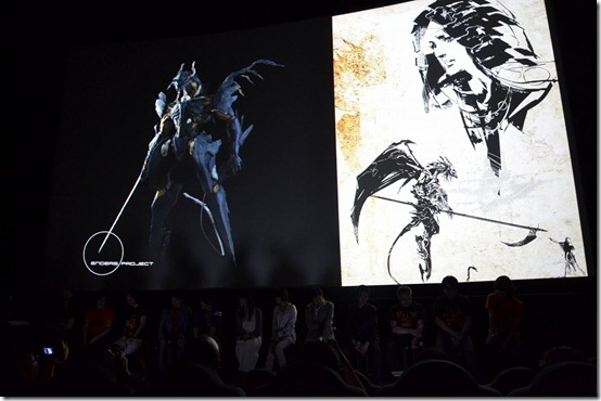 zone of the enders enders project Hideo Kojima confirma un nuevo Zone of the Enders