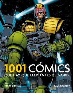 concurso sorteo 1001 comics morir Concurso: Regalamos 1 libro de 1001 cómics que hay que leer antes de morir