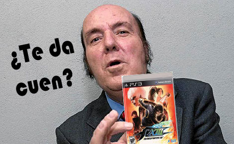 kof xiii chiquito calzada La traducción española de The King of Fighters XIII da mucho miedooorl