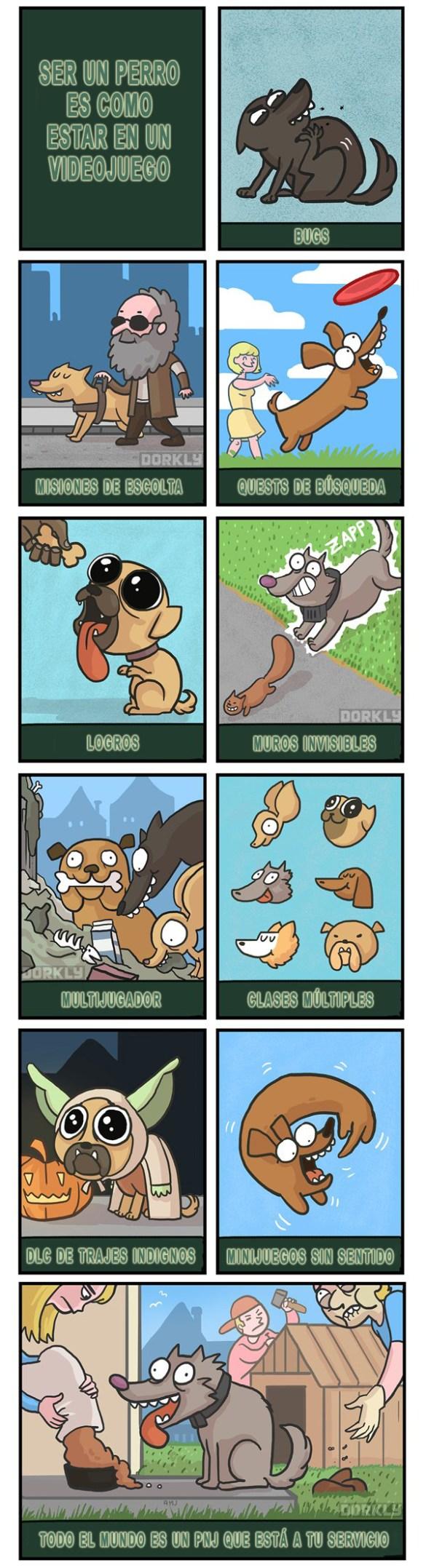 perros son videojuegos El Telesketch (81)