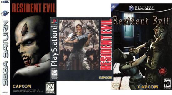 evil e1406036891154 La  importancia del diseño en un videojuego: Resident Evil
