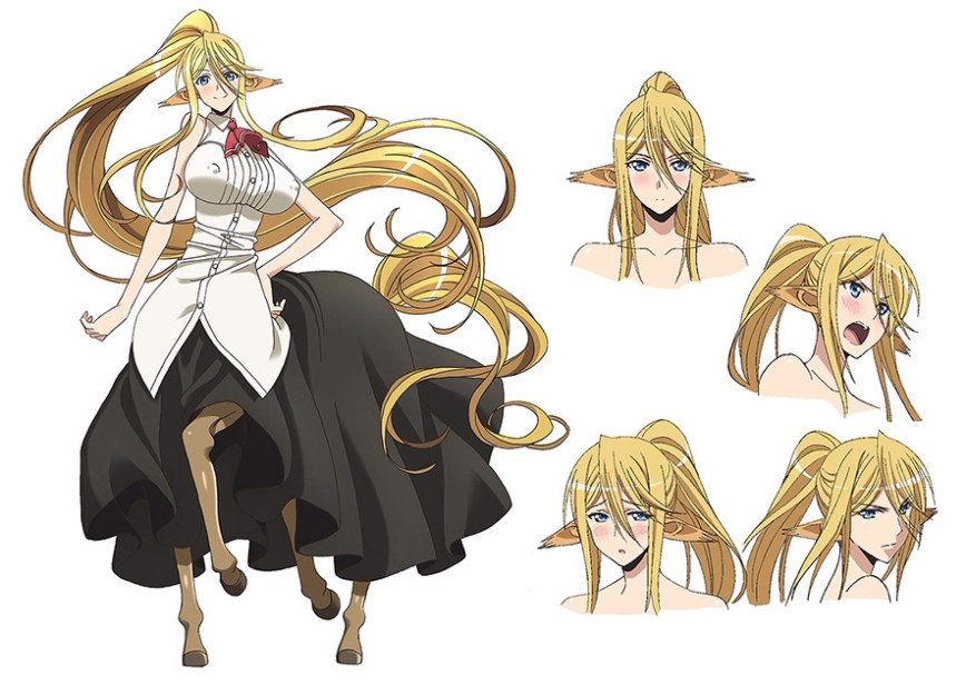 Monster Musume – TV & Blu-Ray Comparison Preview Video ...