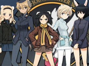 Strike witches season 3 announced focus on brave witches