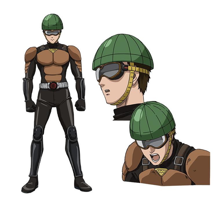 [Thảo Luận] One Punch-Man (Anime + Manga + Webcomic