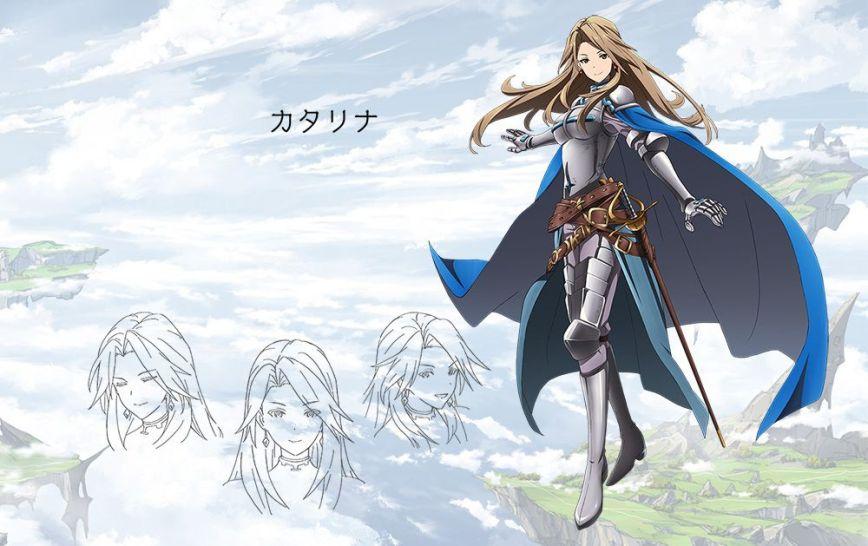 Granblue Fantasy TV Anime Delayed to Spring 2017 - Otaku Tale Labyrinth Cast