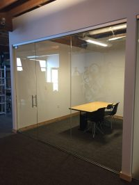 Tech Startup Glass Conference Room - OT Glass