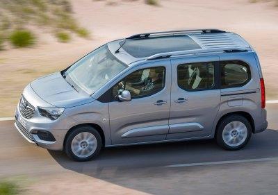 2019 Yeni Opel Combo Life Teknik Özellikleri - Oto Kokpit
