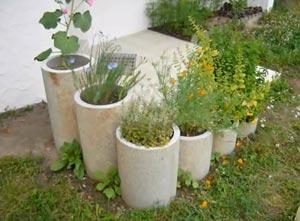 d coration de jardin avec du mat riel de recup ration 100 gratuit mega tuto tous les. Black Bedroom Furniture Sets. Home Design Ideas