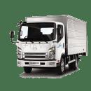 Xe tải Teraco 240L thùng kín