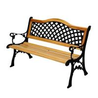 The Home Depot Patio Weave Patio Bench - Home Depot Canada ...