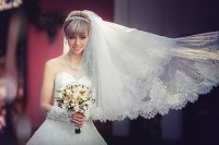 Wedding Hair Flower, Veil or Tiara. Which One is for You ...