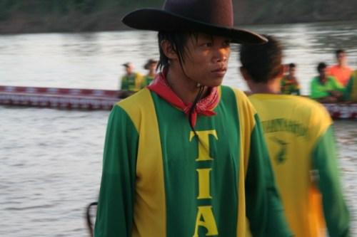Cowboy competitor