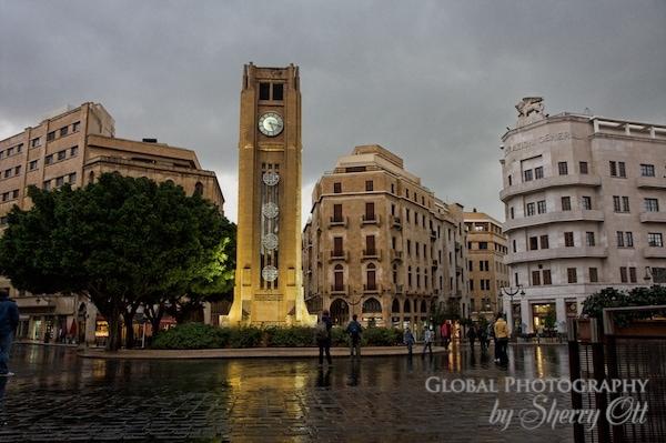 Beirut Rain