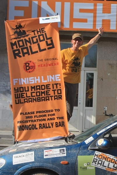 finish mongol rally