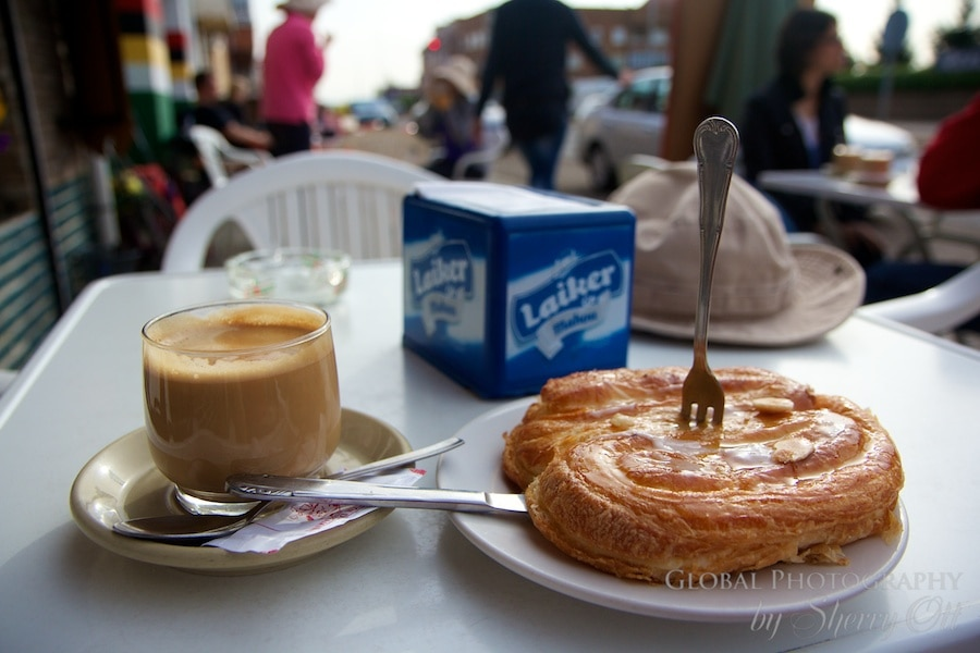 breakfast camino