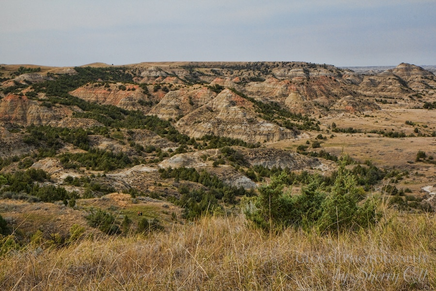 Surprising North Dakota landscape